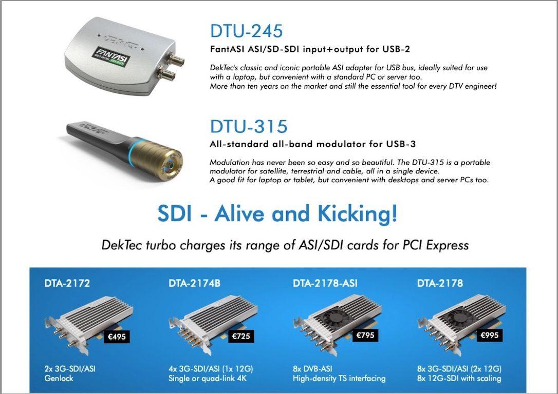 DekTec-tools